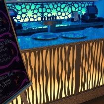 Resultado de imagen de decoracion de terrazas de bares