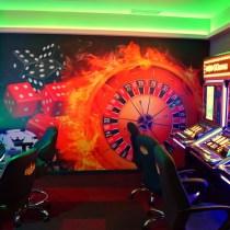 Resultado de imagen de decoracion de salones de juego